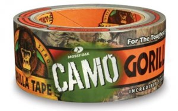 Picture of Gorilla Camo Tape - 9 Yard Roll