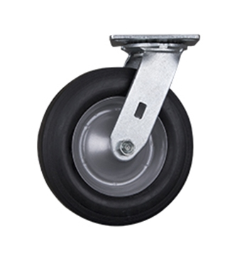 """Picture of 8"""" Caster Wheel Assembly for Model 610 Cart"""