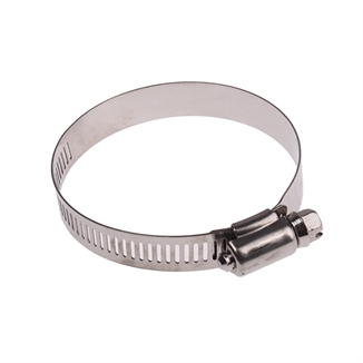 "Picture of Hose Clamp SAE36 1-13/16"" - 2-3/4"" SS"