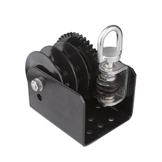 Picture of Split Reel Worm Gear Winch - 2000 lb