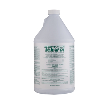 Picture of Tek-Trol Disinfectant - 1 Gallon