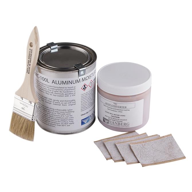 Amc100l Metal Repair Kit Hog Slat