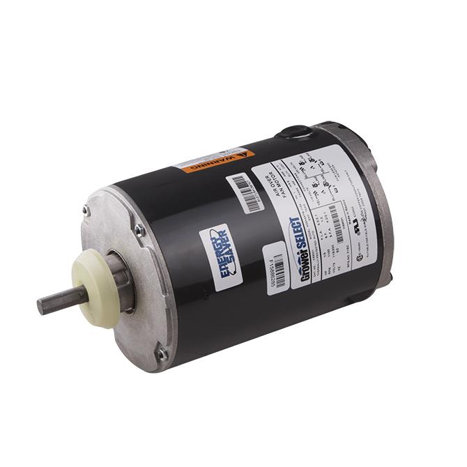 Grower Select 1 3 Hp Variable Speed Fan Motor Hog Slat