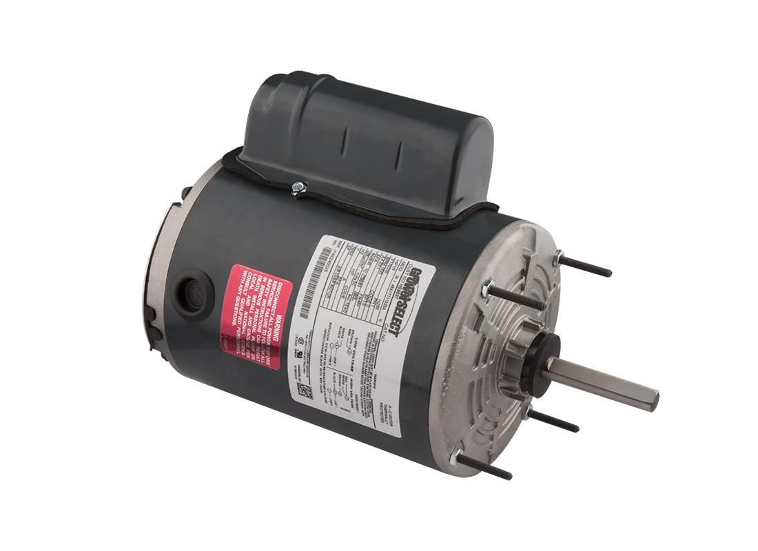 Grower select 1 3 hp 1625 rpm fan motor hog slat for 1 3 hp attic fan motor