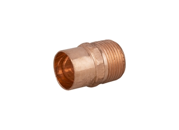 "Picture of 3/4"" Copper Adapter C x MNPT"