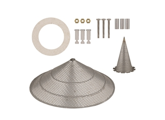 Picture of LB White® I-17 Combusion Cone Kit