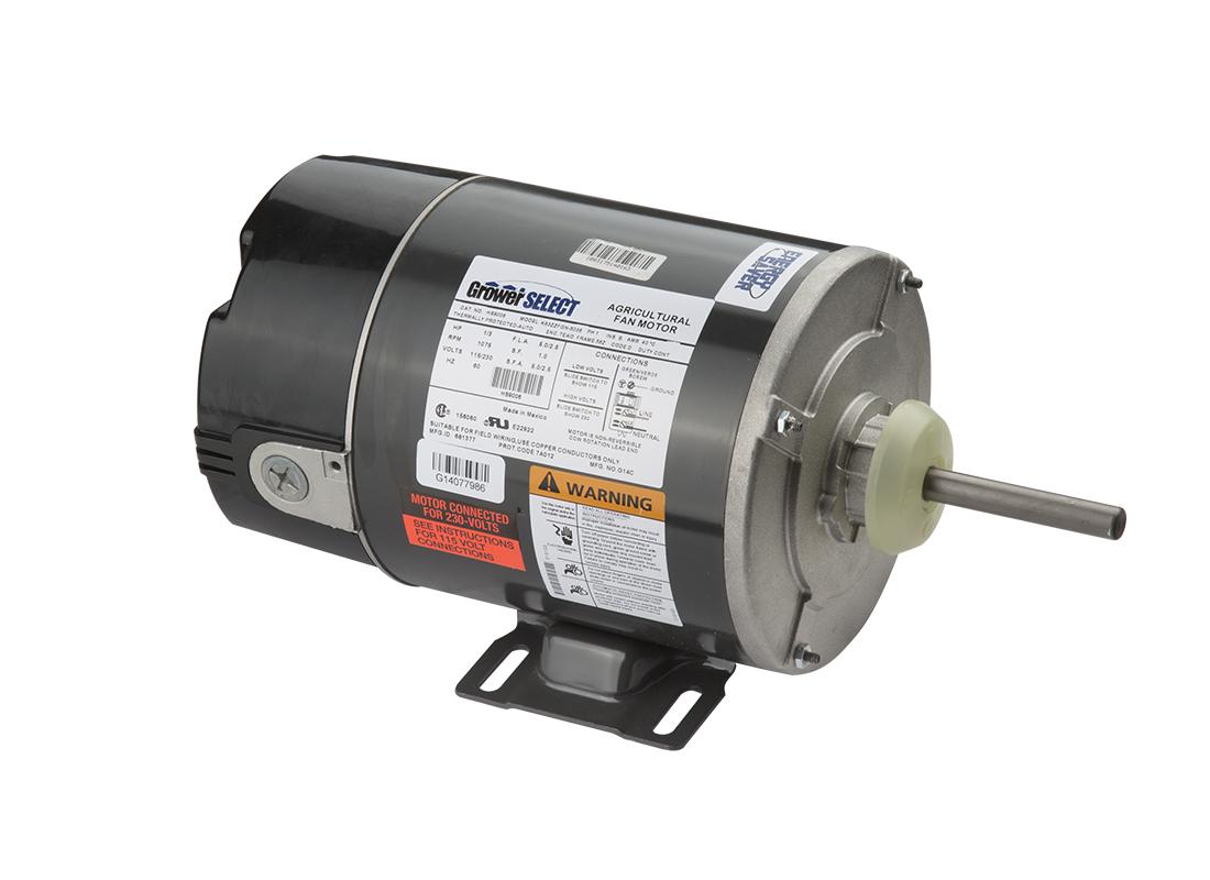 Grower select 1 3 hp variable speed fan motor hog slat for How to make a variable speed motor