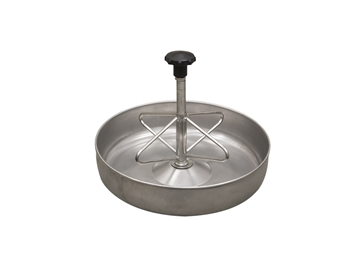 Picture of Piglet Feeder Stainless Steel
