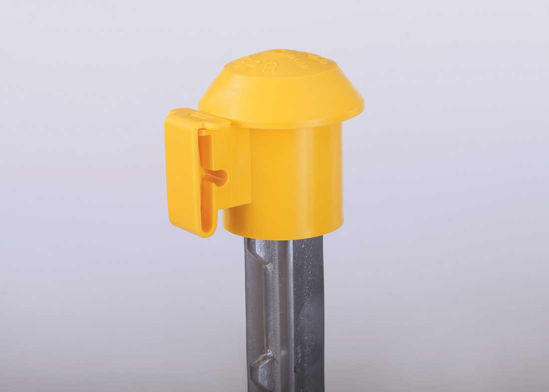 T Post Top R 174 Safety Top Amp Electric Fence Insulator Hog Slat