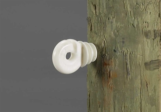 Picture of Ring Insulator for Line and Corner Posts - 10 pack