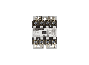 Picture of Contactor 4 Pole 30 Amp 120 V