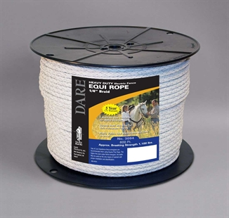 Picture of DARE 6mm Braided Equi-Rope for Electric Fences