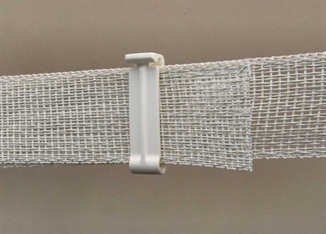 """Picture of Tape Clip for 1-1/2"""" Polytape - 25 pack"""