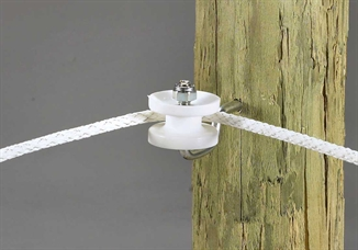Picture of Equi-Rope Corner Post Insulator Bracket Kit