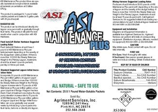 Picture of ASI Maintenance Plus - 1 lb Packs