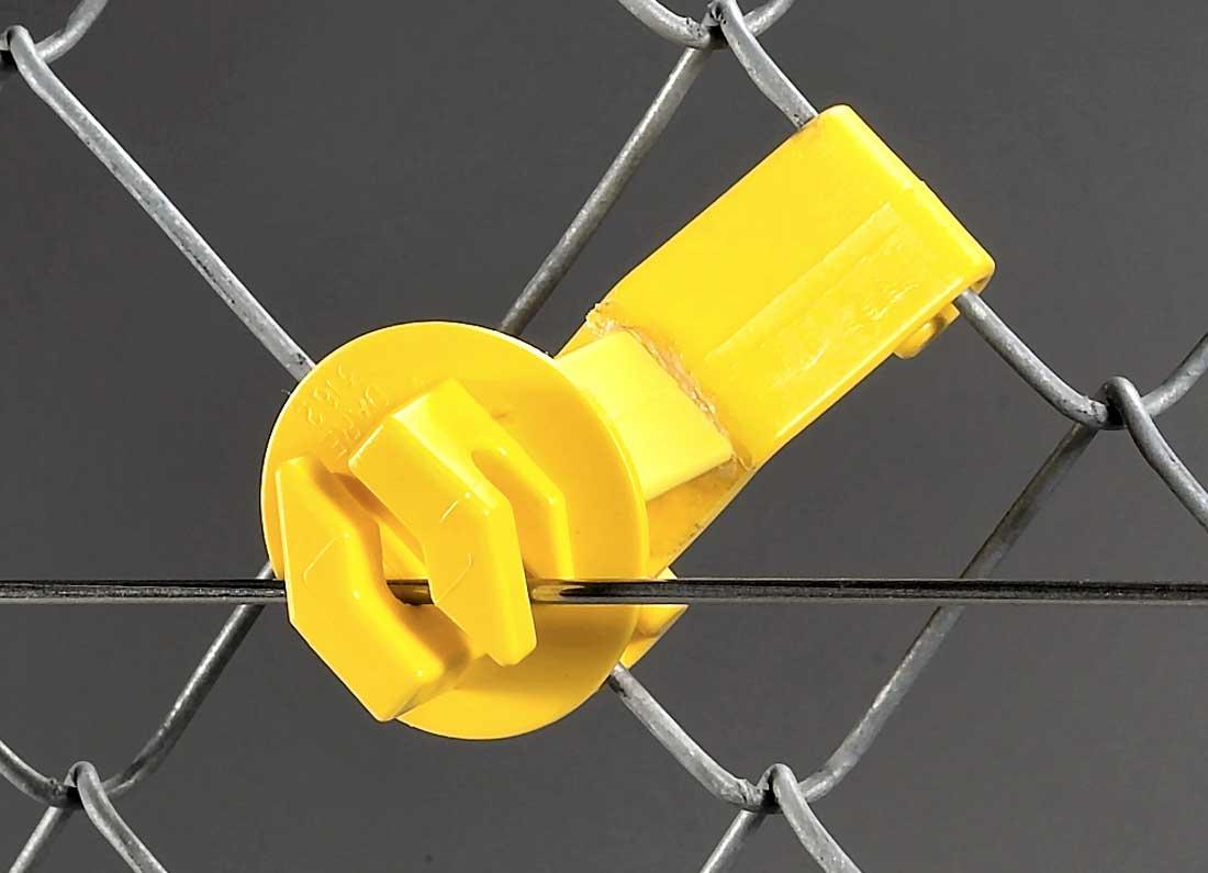 Insulator For Chain Link Amp U Posts 25 Pack Hog Slat