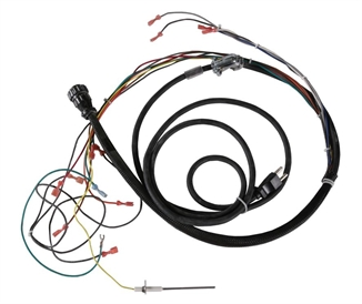 Hired hand 225k heater wiring harness hog slat for Super saver heater