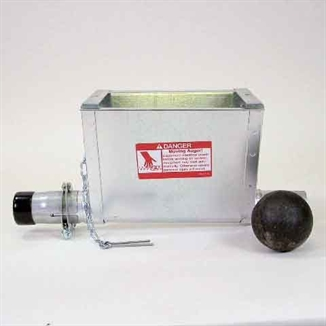 Picture of Chore-Time® Single Unloader Boot for Hopper