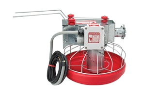 Picture of Chore-Time® End of Line Control Pan Model C