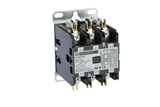 Picture of Contactors 3 Pole 30 Amp 120 V