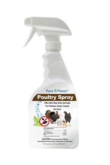 Picture of Pure Planet Poultry Spray 22 oz.