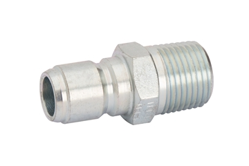 Picture of High Pressure Male Nipple Fitting - Steel