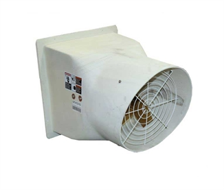 "Picture of 24"" AP® Fiberglass Livestock Fan 1/3 HP"