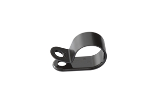 "Picture of 5/8"" Nylon Loop Clamp"