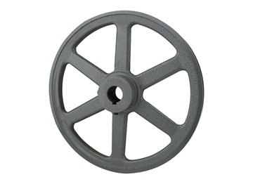 "Picture of 10"" Dia x 1"" Bore Fan Pulley AK104-1"