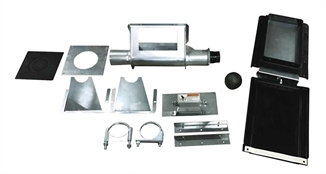 Picture of AP® Model HR Auger Unloader Kit