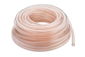 "Picture of Clear Vinyl Tubing 9/16"" ID"
