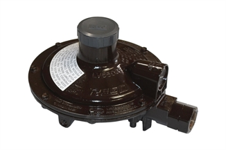 Picture of LP Gas Regulator Low Pressure