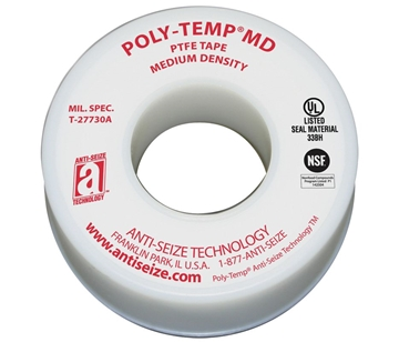 "Picture of 1/2"" PTFE Thread Sealant Tape - White"