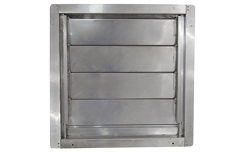 Picture of Aluminum Shutter 22.5""