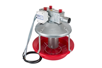 Picture of Grower SELECT® Turkey Feeder End Control Pan