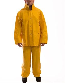 Picture of Tingley Comfort-Tuff® Yellow 2 Piece Rain Suit