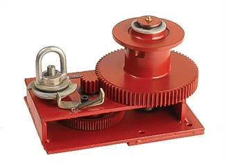 Picture of Single Drum Ceiling Winch