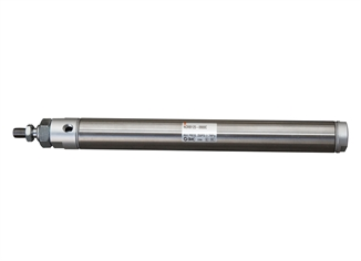 """Picture of Double Acting Air Cylinder 1-1/4 X 9"""""""