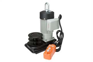 Picture of Electric Ceiling Winch with control