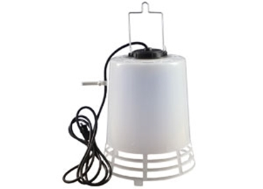 Picture for category Hog Slat Poly Heat Lamp