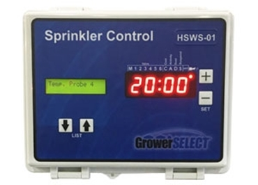 Picture for category GrowerSELECT Sprinkler System