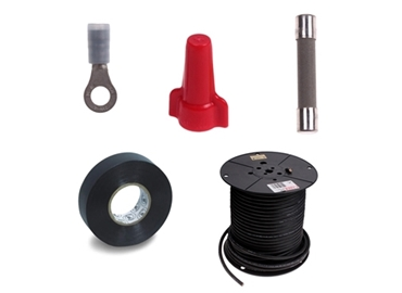 Picture for category Terminals, Wire & Accessories