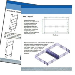 Stanchion pages
