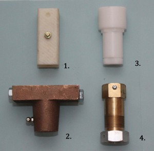 Curtain Machine inserts