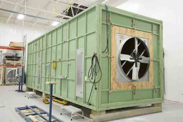 Hog Slat's Wind Tunnel