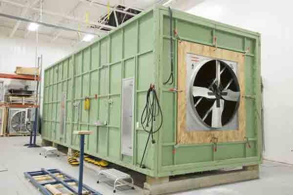 Hog Slat's Wind Tunnel