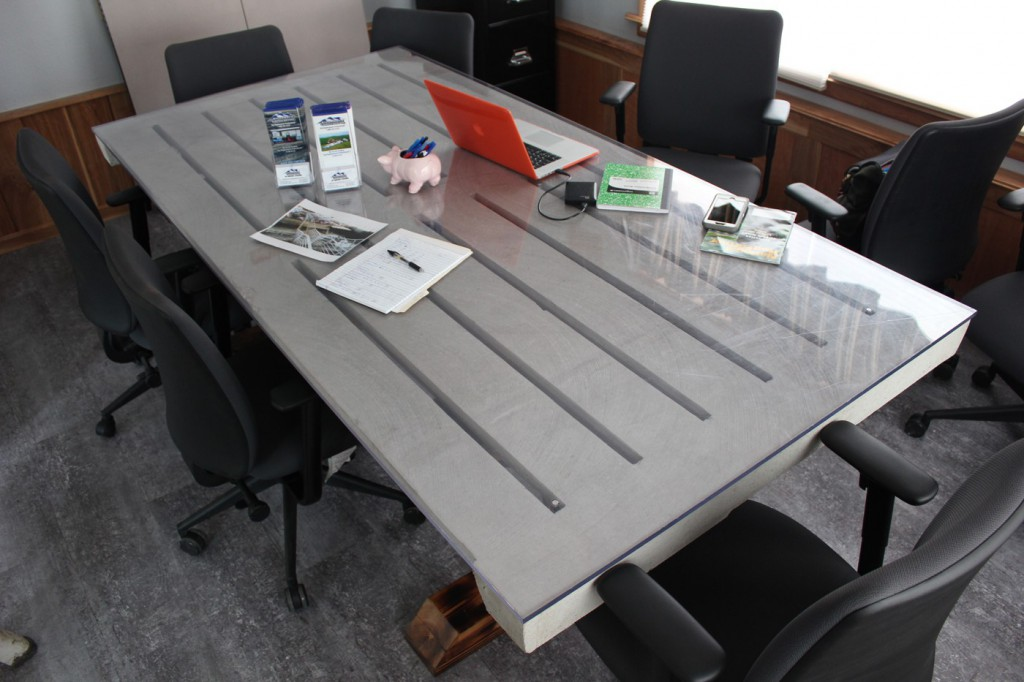Altenbury Construction Conference Table