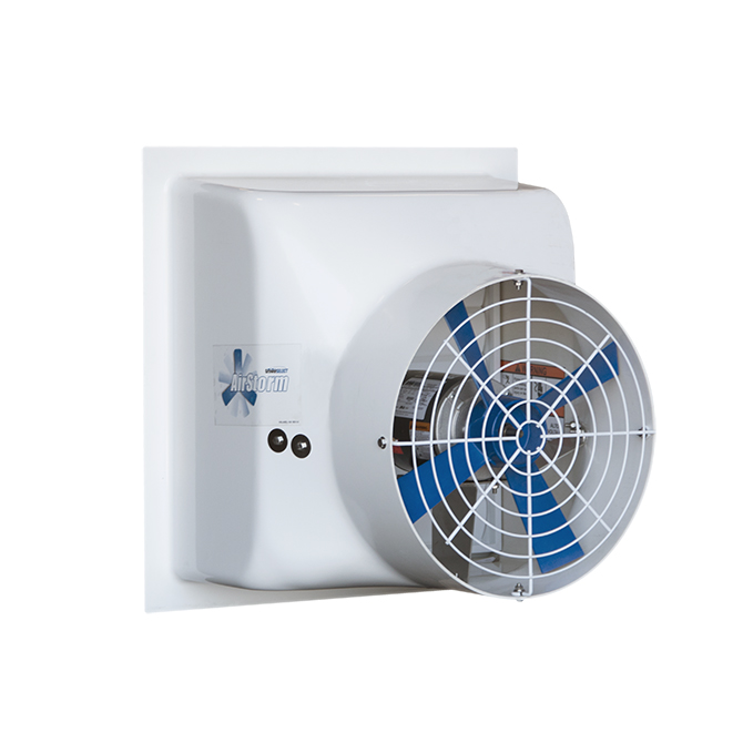 "AirStorm™ 18"" Fiberglass Fan without Cone"