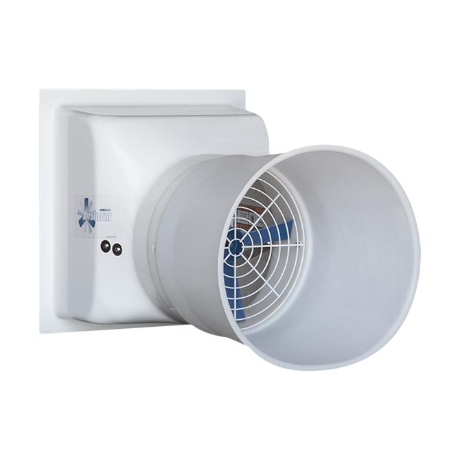 "AirStorm™ 18"" Fiberglass Fan with Cone"