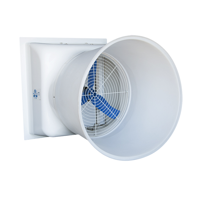 "AirStorm™ 36"" Fiberglass Fan with Cone"